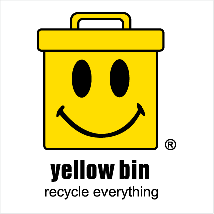 Yellow Bin Logo